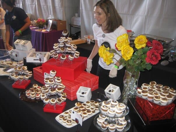 Gotta Have Smore Linda Rosenberg at event