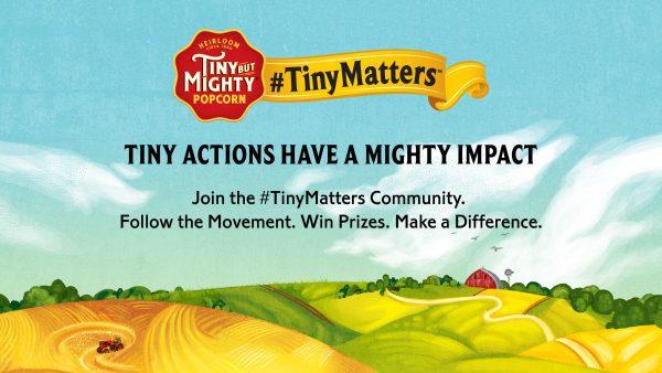 Tiny Matters Social Media
